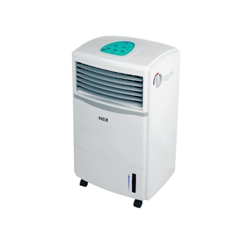 Enfriador de aire vs aire acondicionado